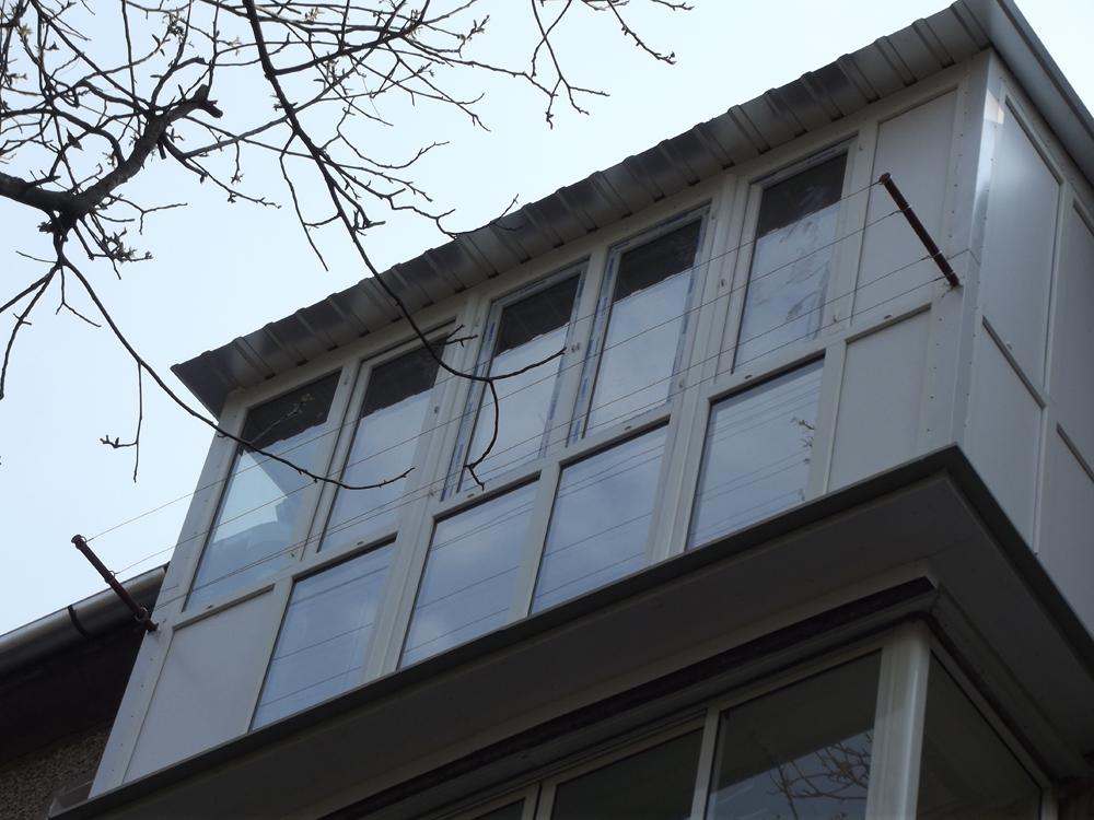 Французские балконы фаворит окон.