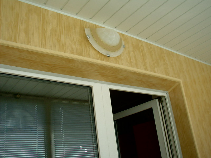 Балконы с внутрнней обшивкой - newdom - photo.qip.ru / id: v.